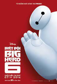 HCM - HN: Tặng vé công chiếu Big Hero 6 và Ví Sen 05/11/2014