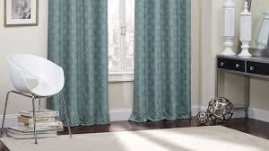 Black Patterned Curtains Cool Design Ideas
