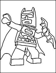 Small Picture Free Batman Coloring Pages Lego Batman Coloring Pages Online