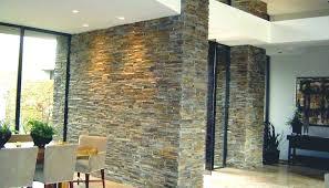fake stone wall board faux interior walls brick tiles amazing decorating panels