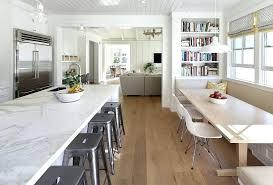 built in kitchen bench seat diy