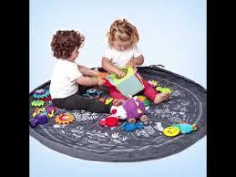 Сумка коврик для <b>игрушек</b> HB / <b>Happy Baby</b> - YouTube