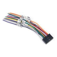 dasaita dyx001 universal auto stereo radio wiring harness adapter diy electronics wiring harness diy wiring harness