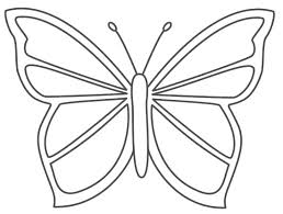 Small Picture Printable Butterfly Coloring Pages Coloring Me