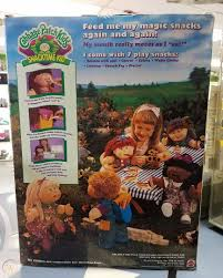 Cabbage Patch Snack Time Kid Aaron Dugan- RARE - Blonde Hair -New in Box  MINT!   #1871900553