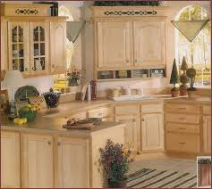 maple kitchen cabinets home depot