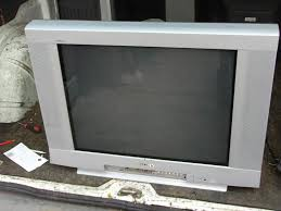 sony crt tv. scrapping a crt tv - sony wega kv-xr29m31 crt tv 1
