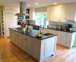 Simple Kitchen Island With Sink And Stove Top