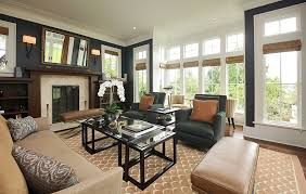Living Room Remodel Ideas Living Room Contemporary With Area Rug Bay Bay.  Image By: Richartz Studios Inc