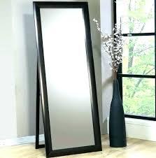 wall mirrors black wall mirrors for x circle hi res big mirror floor