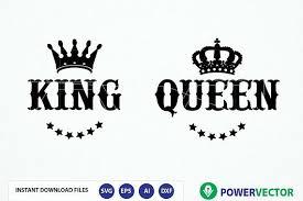 Shirt Design Png Royal Couple T Shirt Design Svg King Queen Svg Svg Cutting File