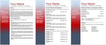 Contemporary Resume Yefloiland Com