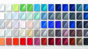 Basf Says Neutrals And Blues Are The Future Of Car Colors