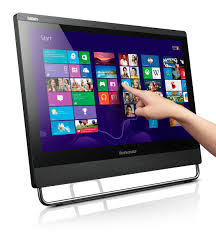 refurbished lenovo thinkcentre m93z 23 touch screen all in one desktop