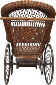 how to clean antique wicker furniture
