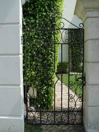Small Picture Joyful Wrought Iron Garden Gate betty Pinterest Iron garden