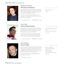 Employee Profile Sample Sample Employee Profile Template Harezalbaki Co