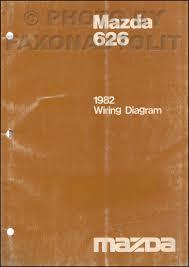 mazda 626 wiring diagram service manual wiring diagrams 1982 mazda 626 wiring diagram manual original