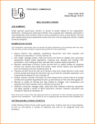 Truck Driver Resume Summary Resume Truck Driver Resume Template