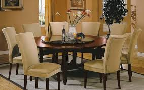 diy style for circle target inches glass and chairs kitchen table seater pretty oak centerpiece round