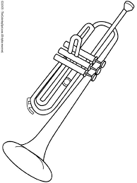 Small Picture instruments coloring pages
