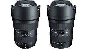 tokina has announced their new opera 16 28mm f 2 8 full frame lenses for nikon canon dslrs sitting at a pretty low point compared to the nikon