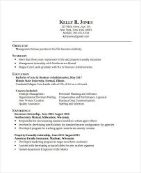 Business Resumes Template Interesting 48 Business Resume Templates PDF DOC Free Premium Templates