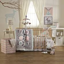 lolli living 4 piece sparrow crib bedding set