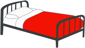 bed clipart.  Clipart Old Bed Clipart 1 Intended P