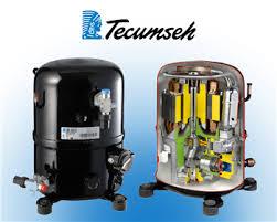 compresor. compresor hermético tecumseh tfh4540z de 3cv o