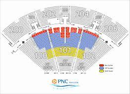 Studious Virginia Beach Amphitheatre Seating Chart 2019