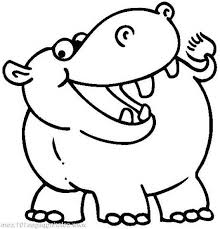 Hippo Coloring Pages Luxury Coloring Pages For Kids Giant Tours