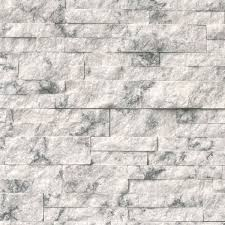 tez marble princess white natural stacked stone veneers san
