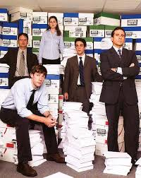 the office poster. [ OFFICE POSTER ] The Office Poster
