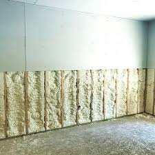 spray foam wall insulation spray foam insulation that lasts never sags shrink or loses its r spray foam wall insulation