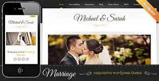 Wedding Wordpress Theme Marriage Responsive Wedding Wordpress Theme Zim Templates
