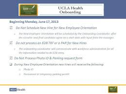 new employee orientation schedule new employee onboarding begins with u ppt video online download
