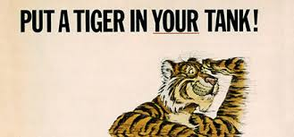 Image result for running with the tiger exxon