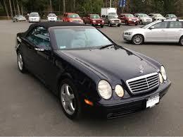 2002 Mercedes-Benz CLK 430   Bluenose Motor Co Ltd