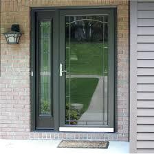 full glass exterior door door options fiberglass steel entry doors full glass exterior french doors