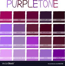 Purpletone Color Tone