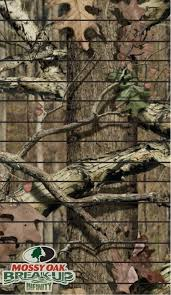 Mossy Oak Patterns Custom Slatwall Featuring The Mossy Oak BreakUp Infinity Pattern