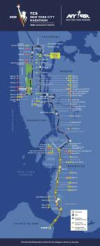 Nyc Marathon Elevation Chart Nyc Marathon 2019 Route Including Course Map Where To Watch