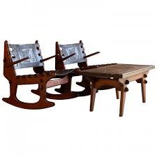 angel pazmino rocking chairs and coffee