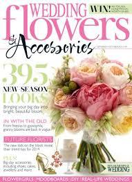wedding flowers magazine september