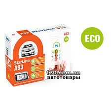 StarLine A93 ECO — buy car alarm