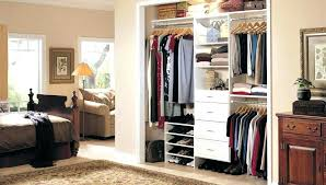 Small Bedroom Closet Organization Ideas Custom Decorating Design
