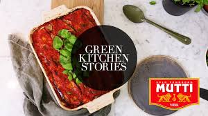 Green Kitchen Stories Cookbook Vegetable Lasagna Green Kitchen Stories Youtube