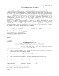 Special Power Of Attorney Form Sample Of Special Power Attorney Letter Current Snapshot Including 24