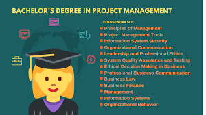 project management degree programs